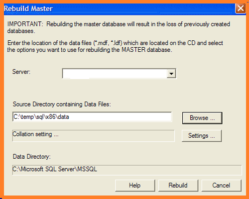 recover mdf exchange server helping tipsrepair sql server database manually